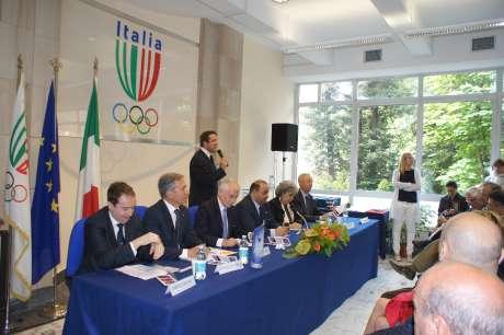 Inaugurazione Casa Federazioni Genova - 2011
