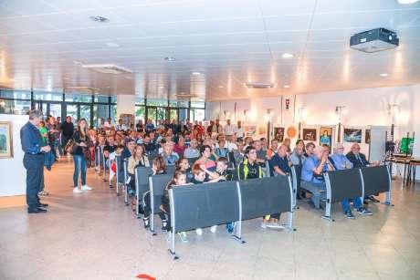 Cerimonia consegna dei contributi Fondazione A. De Mari