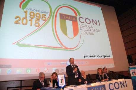 Ventennale SRdS Liguria - 2015